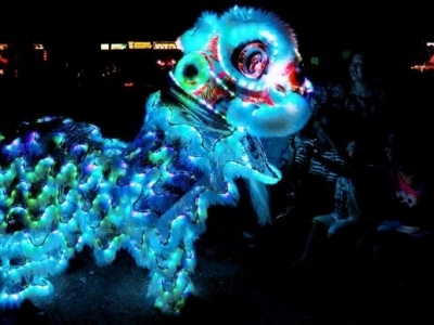 Lion Dance LED