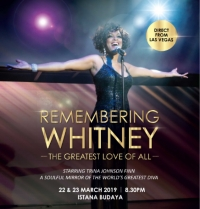 Remembering Whitney Direct from Las Vegas!